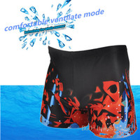 online shopping Man Short Swimming Trunk - Refeshing the whole summer swimming trunks men boxer swimwear,pool hot style new