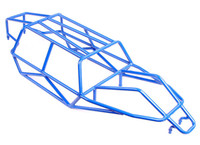 baja roll cage - New arrival upgrade alloy roll cage For baja B for baja parts black orange and blue can choose with