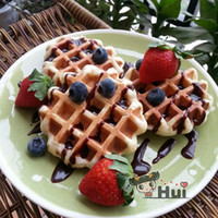 Wholesale Hot sale waffle maker machine electrical mini waffle baker low price waffle maker for sale