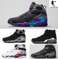 aqua play - 2016 Cheap Men s Air Retro VIII Man Basketball Shoes Aqua Bugs Bunny Phoenix Play Threepeat True Red Varsity Red s Sneakers