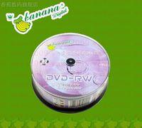 Wholesale Banana DVD RW discs GB X rewritable DVD discs scrub blank discs