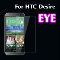 anti eye protectors - Ultra Thin mm Explosion Proof Premium Tuflite Toughened Tempered Glass Screen Protector Film For HTC Desire Eye M910x M910n