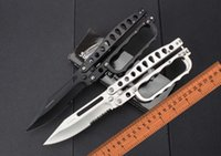 Wholesale Newer Benchmade C29 Tactical Folding Knives Butterfly Balisong Cr13Mov HRC Outdoor Camping Hunting Survival Pocket Knife EDC Hand Tools