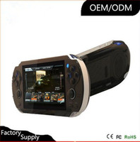 Wholesale 8GB double rocker G300 inch portable game player handheld game console camera video music for gba nes gbc sfc smc smd mini game DHL fast