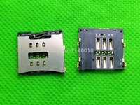 Wholesale 100PCS Sim Card Tray Holder Slot Connector port for iPhone G S Sim Card