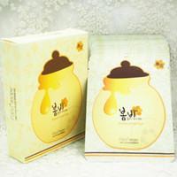anti aging recipes - popular south korea s authentic recipe spring rain honey white snail hydrating face mask