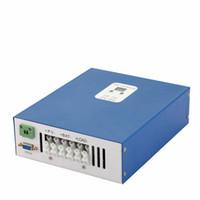 Wholesale 12V V V MPPT Solar Charge Controller A Max Charging Current with LED Display RS232 Comunication Port