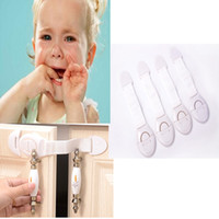 Wholesale Cheap Child Lock Protection Of Children Locking Doors For Children s Safety Kids Safety Plastic Lock For Child
