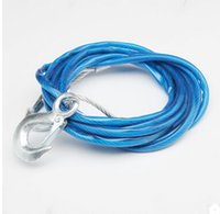 Wholesale Super Practical Emergency Car Tow Rope m t Tow Rope Safety Rope Backup