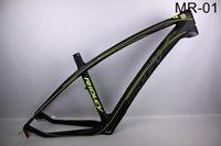 Wholesale Carbon bike frame newest carbon road frame MR size er carbon mtb frame downhill mountain bikes China BSA BB30