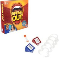 Wholesale Speak Out Game new hot game KTV party newest best selling toy with
