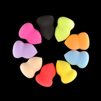 Wholesale Solft Cosmetic Sponge Powder Puff Pro Beauty Makeup Power Puff Water Drop Gourd Sponge Smooth Puff Flawless