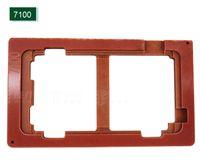 bakelite mould - LCD Outer Glass Bakelite Mould Holder Screen Fixture Clamps Refurbishing Moulds for Samsung Mobile phones Model Mold Molds