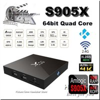 android iptv player - MXQ Pro X96 K Amlogic s905X android GB GB MXQpro Quad Core kodi fully loaded smart hdmi media player Support Iptv