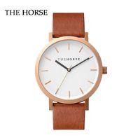 analog digital wrist watch fashion - New The Horse watch wrist watch Fashion Casual Quartz Wristwatch high quality women watches