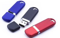 Wholesale 1 dollar customized logo Plastic USB Flash Driver Pendrives USB MB for gift or use