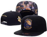 acrylic letters - Fashion new Style Sport MVP Curry Brand High quality Golden State Snapback Caps Hip Hop Men Women Baseball Hat