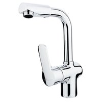bathroom copper sink - Anself FNC700526 Noble Kitchen Bathroom Faucet Single Handle Faucet Good Quality Water Faucet High end All copper Sink Tap DHL H17051