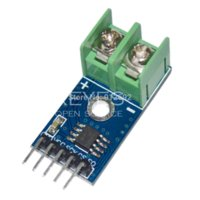 Wholesale MAX6675 K type thermocouple temperature sensor module for arduino module peltier module output module output