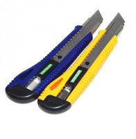 Wholesale Factory Direct Office Plastic Utility Knife Paper Cutter
