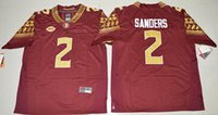 american sanders - 2016 Florida State Seminoles Deion Sanders College Football Limited Jersey Red Mens Rugby Jerseys Men s American football