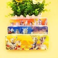 Wholesale 24pcs Cartoon Pencil Box Pen Cases Student School Stationery Box For Children Girls Boys