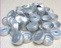 aluminium chemical - 20mm plastic flip off cap clear color pharmaceutical flip off caps flip off caps plastic aluminium tops for crimp glass vial