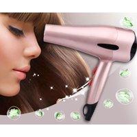 air conditioner temperature - Newest Jasmine Scent w Salon Professional Hair Dryer Prevent Noise Constant Temperature Conditioner Hair Styling Tool