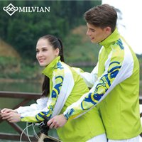 Wholesale milvian the autumn bubble series fashion sport coat long sleeve shirt run and fishing cloth and Cycling wear
