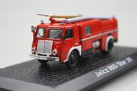 atlas stars - ATLAS Jelcz Star the old fire truck alloy car models ambulance