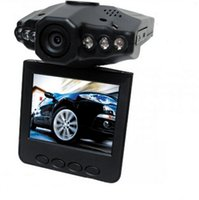 Wholesale New quot mini Vehicle in Car DVR H198 Cam Camera Video Recorder Night Vision IR LED