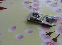 Wholesale Hem presser foot JANOME sewing machine parts Serging presser foot