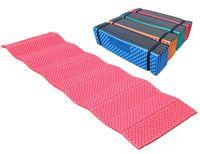 Wholesale ultralight outdoor air inflatable mattress camping picnic mat plaid foam sleeping pad Folding waterproof cm