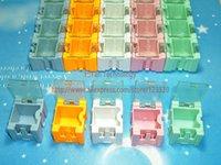 Wholesale Components Case SMD SMT Component Container Storage Boxes Electronic Case Kit colors each color