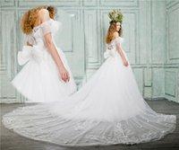 balls wonderful - 2016 Fall Winter China Brand Ball Gown Wedding Dresses Backless Wonderful Top Quality Wedding Dresses For Women Simple Modern Charm Dresses