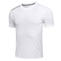 Wholesale New men s T shirts Fashion casual Sports T shirt Original famous brand T shirts Basketball football clothes Sportswear Running T shirt NO