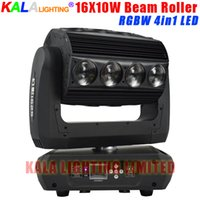 beam cost - New Arrival DJ Disco Fantastic High Cost performace LED Moving Head X10W CREE RGBW in1 Color Roller Beam Light