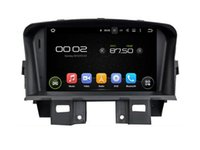 chevrolet dvd gps navigation - 7 Quad Core Android Car DVD Player For CRUZE With Radio GPS Navigation Stereo Map Gift