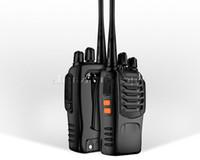 Wholesale 2X Baofeng BF S UHF MHz W CTCSS Two way Ham Radio CH Walkie Talkie Transmitter Receiver