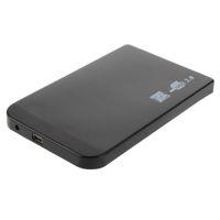 Wholesale DropShipping Pc Black USB Mbps Enclosure Case Box for Laptop quot SATA Hard Drive