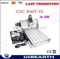 Wholesale Super mini desktop engraving machine CNC T DJ upgrade from CNC Router Engraver Milling Drilling Machine Ship fr UK no tax