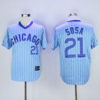 Wholesale 2016 mens Chicago Cubs Jerseys Rizzo Kris Bryan Ernie Banks Jason Heyward Ron Santo Kyle Schwarber Banks Flexbase elite Baseball Jersey blue