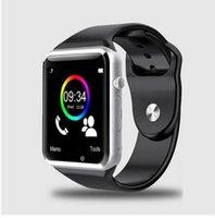 apple sound recorder - New Smartwatch Phone A1 for Android IOS Bluetooth inch MTK6260A Camera Anti lost Sound Recorder Pedometer Sleep Monitor