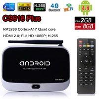 android based pc - CS918 Plus Android TV Box M Base T Wifi Kx8K Smart Mini PC RK3288 nm Cortex A17 Quad Core G G Bluetooth H Media Player