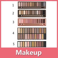 Wholesale 2016 HOT Makeup Eye Shadow Colors Eyeshadow Nude Palette g High Quality