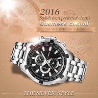 Wholesale CURREN Men Watches Top Brand Luxury Men Military Wrist Watches Full Steel Men Sports Watch Relogio Free for Regulator