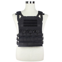 Wholesale High Quality Outdoor Hunting Vest Amphibious Multi Pockets Military Vest Airsoft Paintball Combat Molle Tactical Vest ME0034