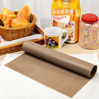 Wholesale Excellent CM High Tempreture Resistant Cloth Baking Mat BBQ Sheet Anti oil Fabric Baking Linoleum Reuse Oil Paper ZH799