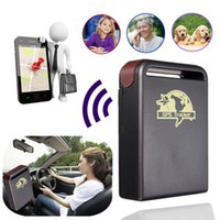 Wholesale New Realtime Spy Mini Waterproof Car GPS System Tracker TK102