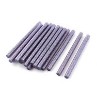 Wholesale mm Dia Light Purple Glitter Electric Hot Melt Gun Glue Sticks mm